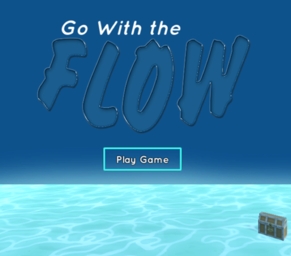 Go With the Flow cover page