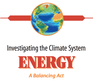 Investigating the Climate System - Energy cover page