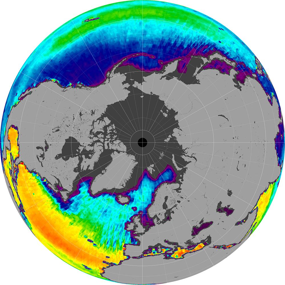 NASA Salinity: Aquarius Sea Surface Salinity Maps ...